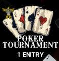Poker entry